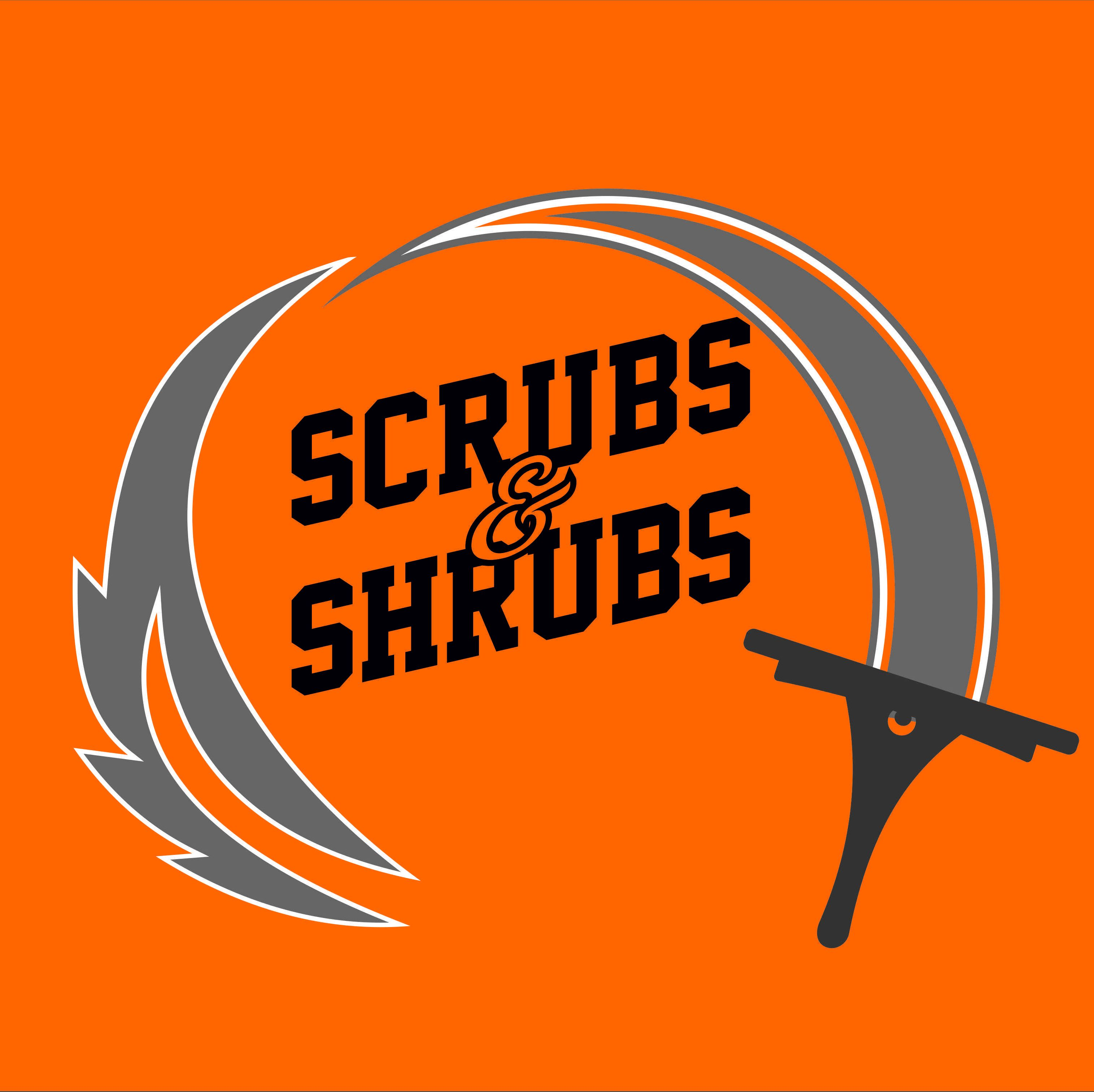 Scrubs and Shrubs logo